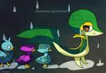 -AT- raining summers