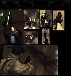 RE 5 - M93R-Samurai Edge