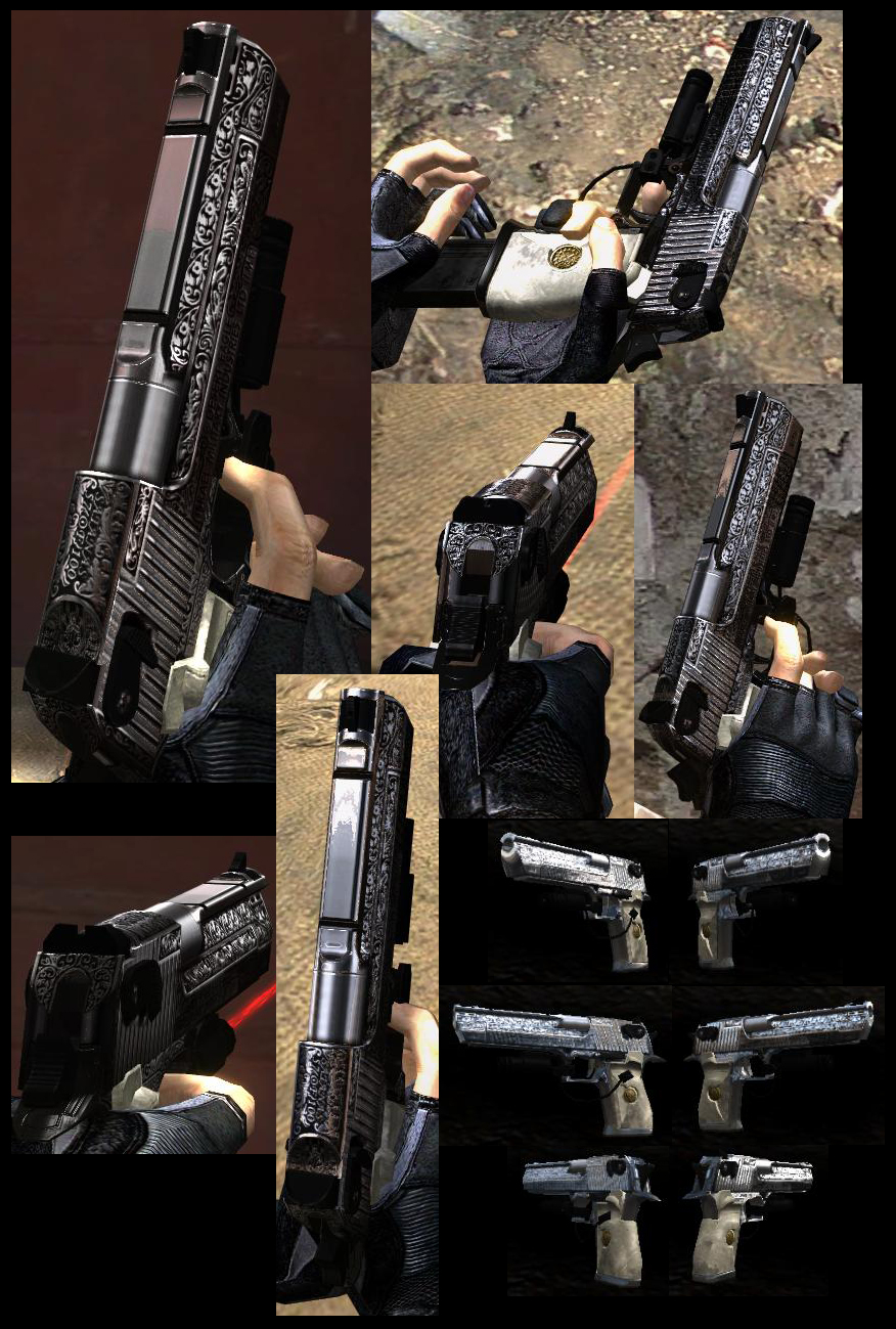 Sig 556 Resident Evil 5 Sig 556 Resident Evil 5