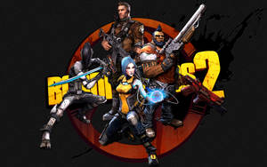 borderlands 2 Dark by kraytos