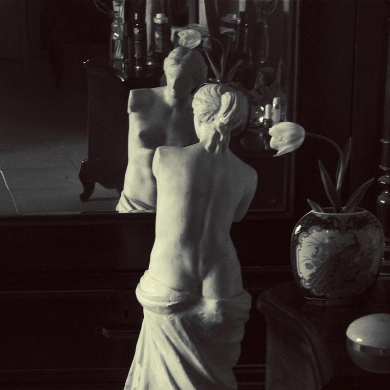 mirror by aglayan-agac