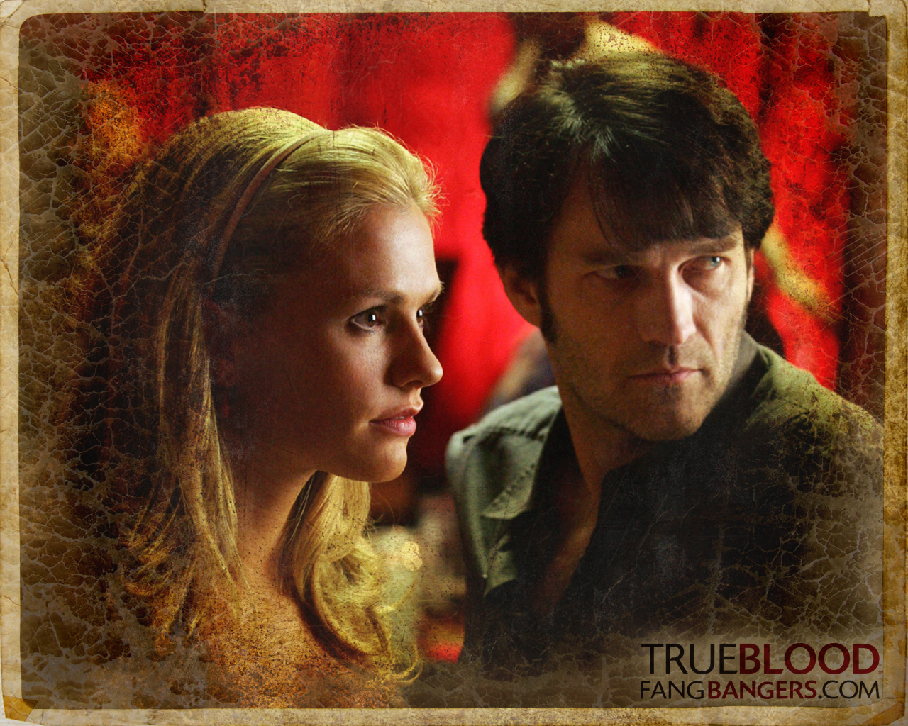 True Blood-Sookie and Bill 3 by coffeestained on DeviantArt