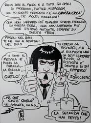 Quelo by DomenicoVelletriArt