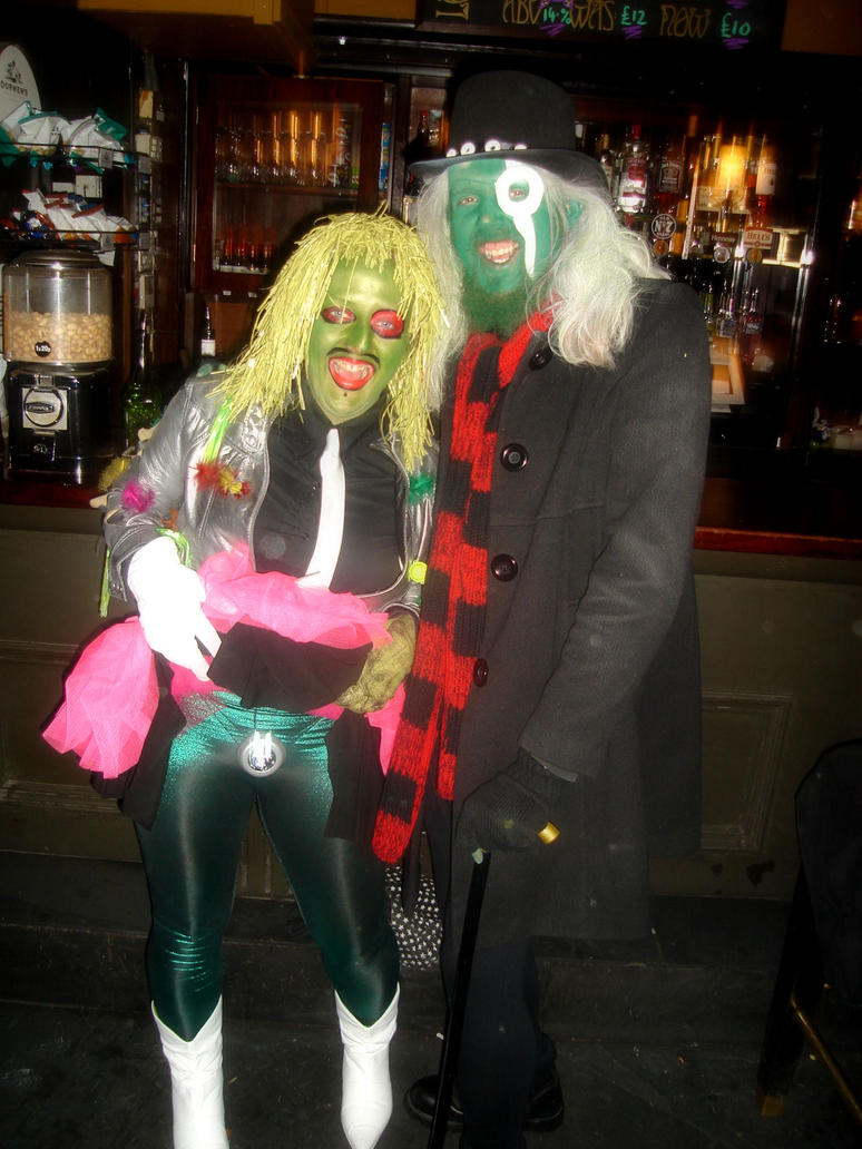 Old Gregg And Hitcher Costumes By 666starlite On Deviantart
