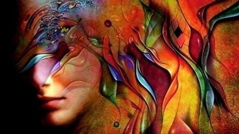 PSYCHE by LEONALEGRIA