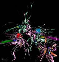 DRAGONFLIES by LEONALEGRIA