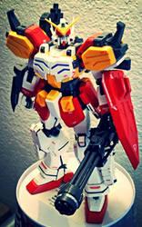 GUNDAM Heavy Arms Kai Custom - 1 by birdboy100