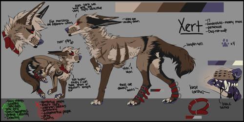 Main Character: Xert Reference 2014