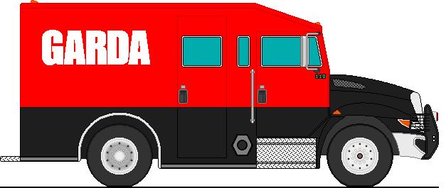 garda armored truck  by mcspyder1 on deviantart
