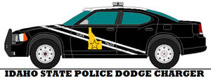 Idaho State Police Dodge Charger