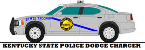 Kentucky State Police Dodge Charger