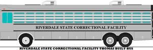 Riverdale State Correctional Facility Thomas Bus