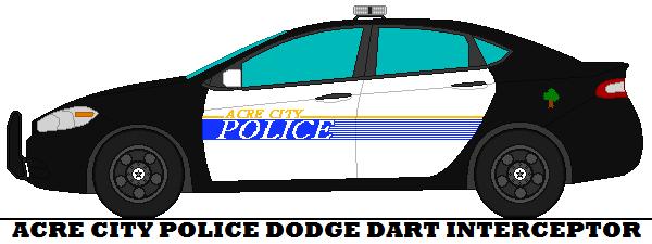 acre city police dodge dart interceptor by mcspyder1 on. Black Bedroom Furniture Sets. Home Design Ideas