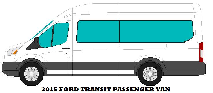 2015 ford transit passenger van by mcspyder1 on deviantart. Black Bedroom Furniture Sets. Home Design Ideas