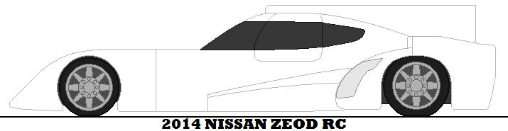 2014 Nissan Zeod Rc By Mcspyder1 On Deviantart