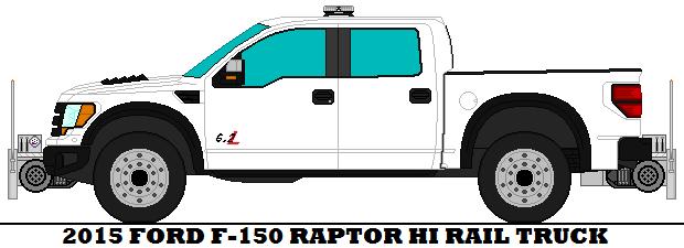 2015 Ford F-150 Raptor Hi Rail Truck by mcspyder1 on ...