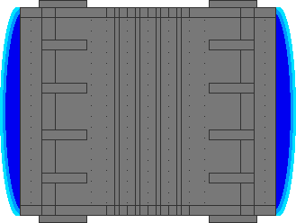 The Door From Super Metroid by mcspyder1