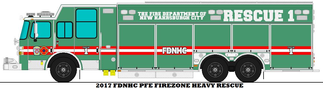 2017 FDNHC PFE Firezone Heavy Rescue by mcspyder1