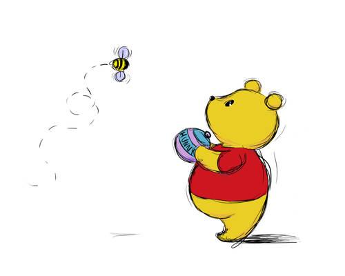 Just a Smackerel of Honey...