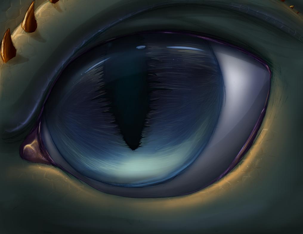 The Dragon's Eye by jo-shadow