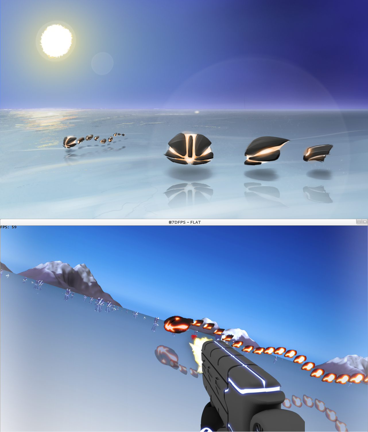 FLAT Concept Art - Pulse Dragon (7dfps 2012) by jo-shadow