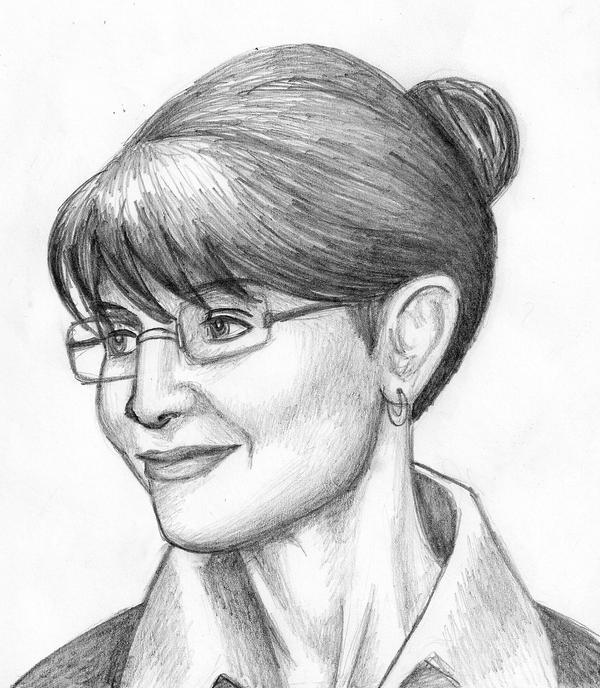 Sarah Palin by whutnot