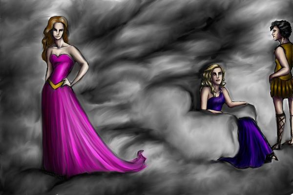 Hera: Pride by whutnot