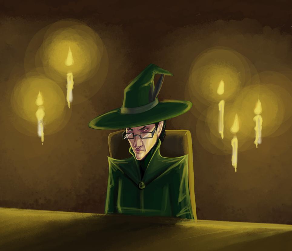 Minerva McGonagall by whutnot