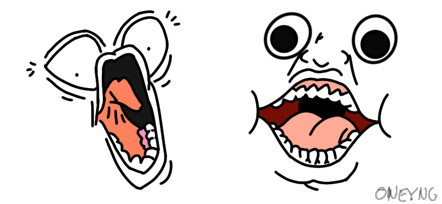 OneyNG faces by PoisonArrow15 on DeviantArt