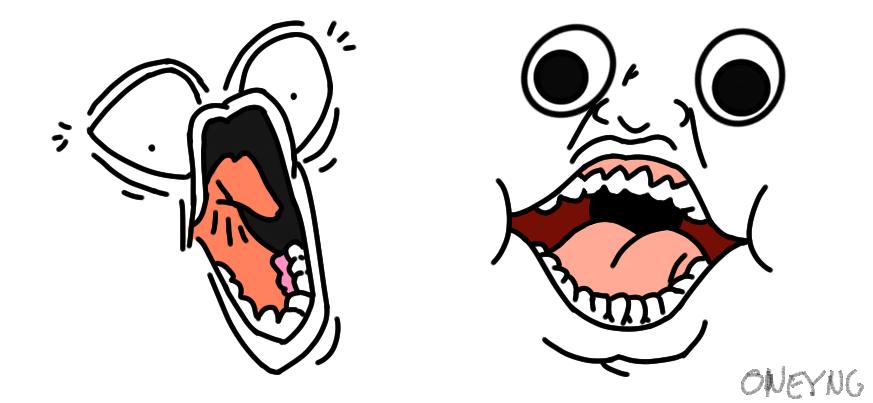 OneyNG faces by PoisonArrow15Oneyng Vegeta