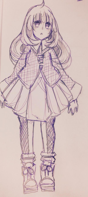 Sketch  by BobTheFairyCat