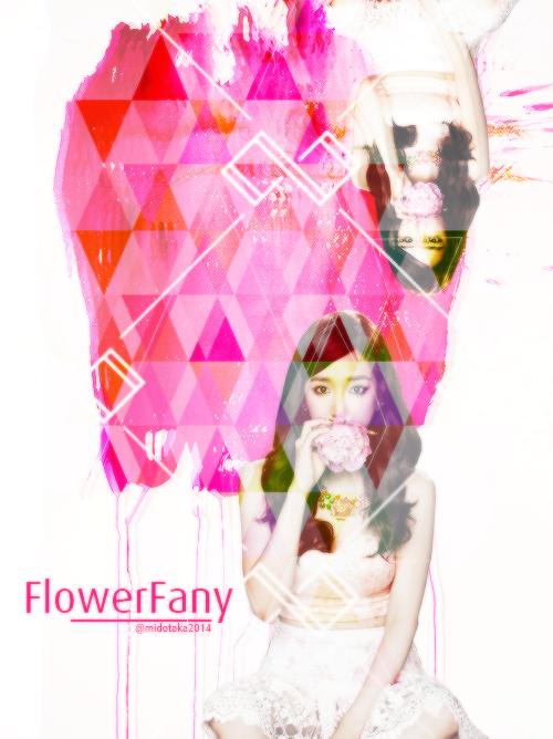 [140406] New Style - FlowerFany by Midotaka-tan
