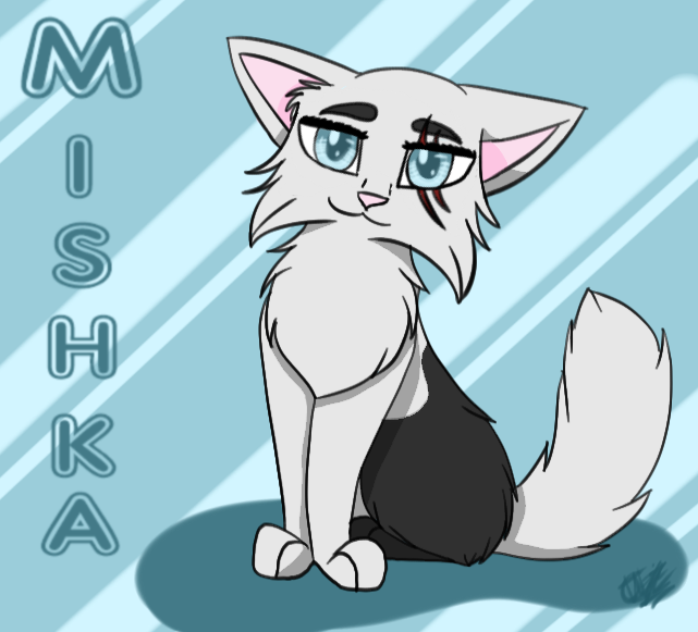 Mishka by Akeela-Quill