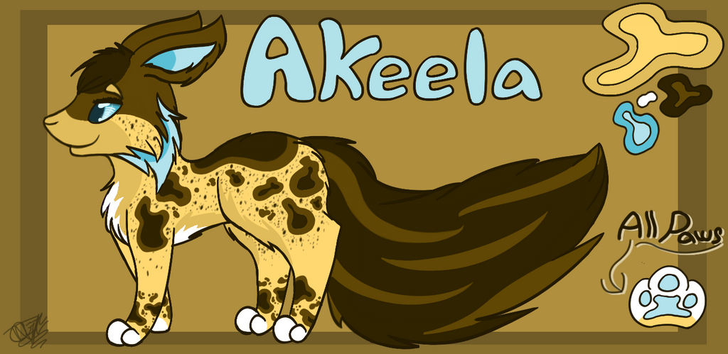 Akeela the Pufoscozi by Akeela-Quill