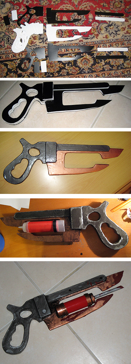 Ubersaw progress by PropMedic