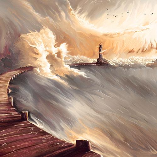 Abandoned Lighthouse