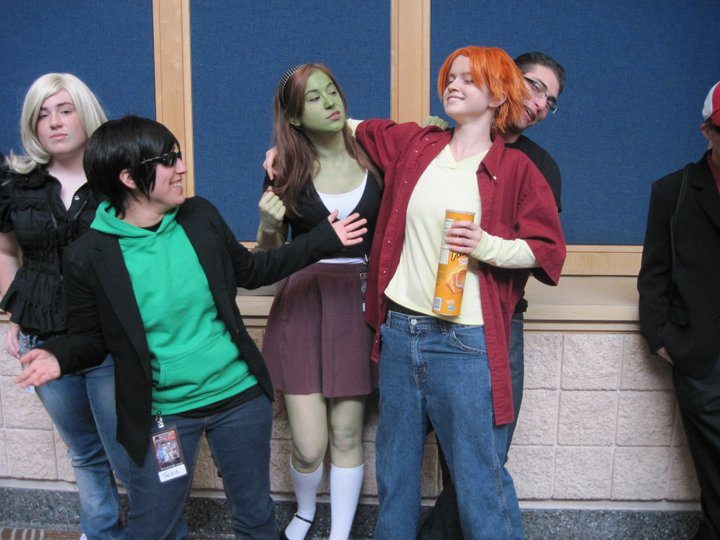 Young Justice 2 by haruhi-kyoko