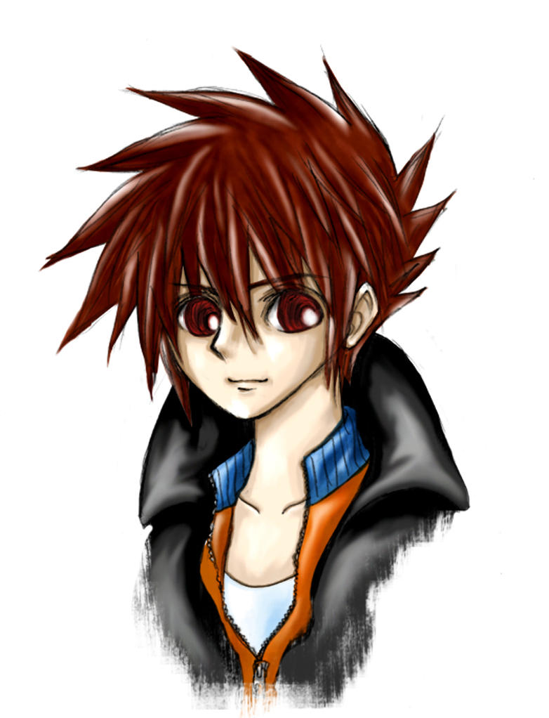 Anime Characters 150cm : Original manga character by dantyou kuroro on deviantart
