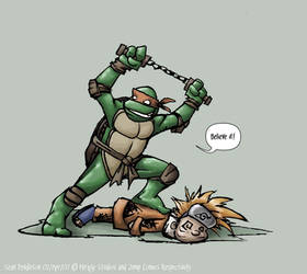 TMNT Believe It.. by ohTHATsean