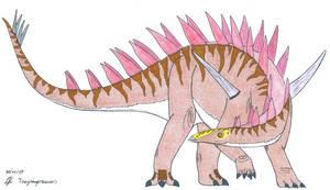 Tuojiangosaurus 2.0