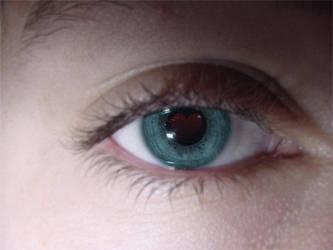 Heart in My Eye by WarAngel999