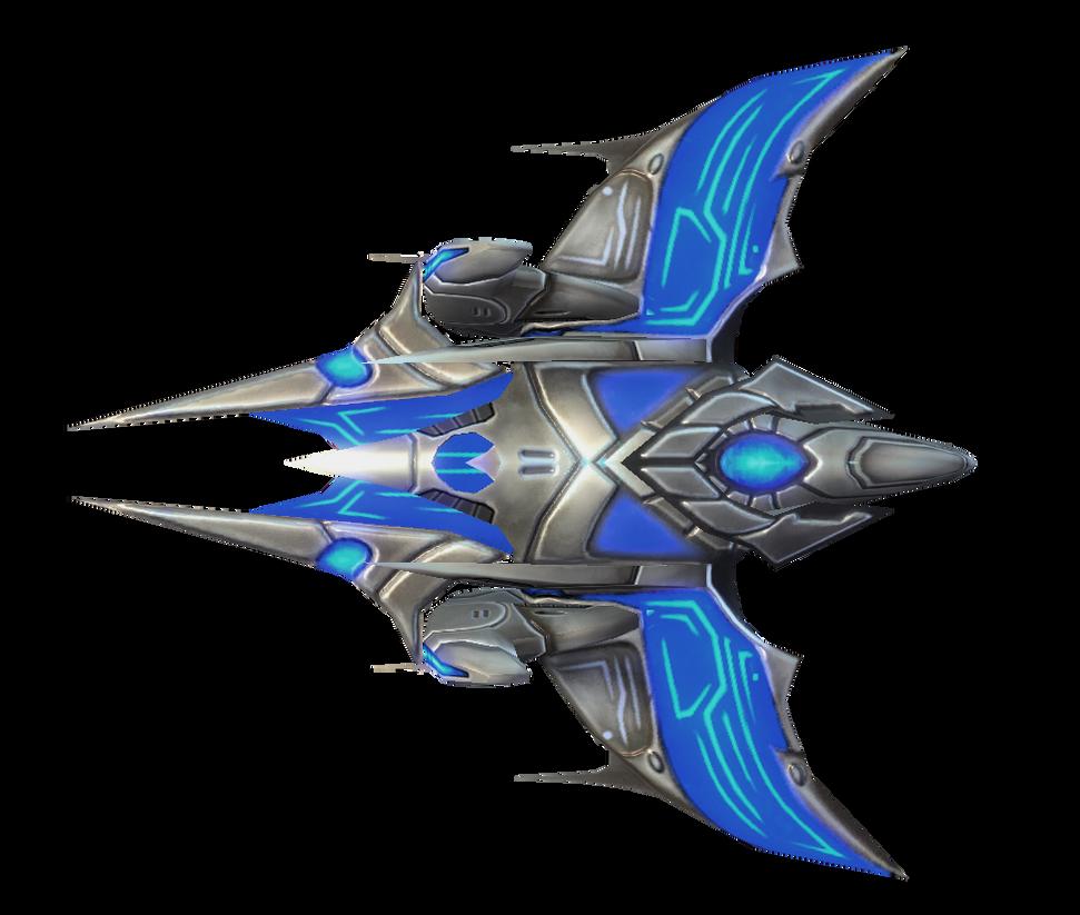 Starcraft Protoss Phoenix by voidwar on DeviantArt