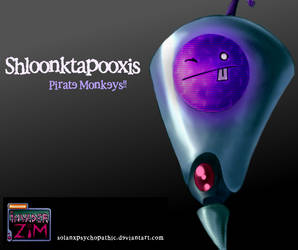 Shloonktapooxis by SolanxPsychopathic
