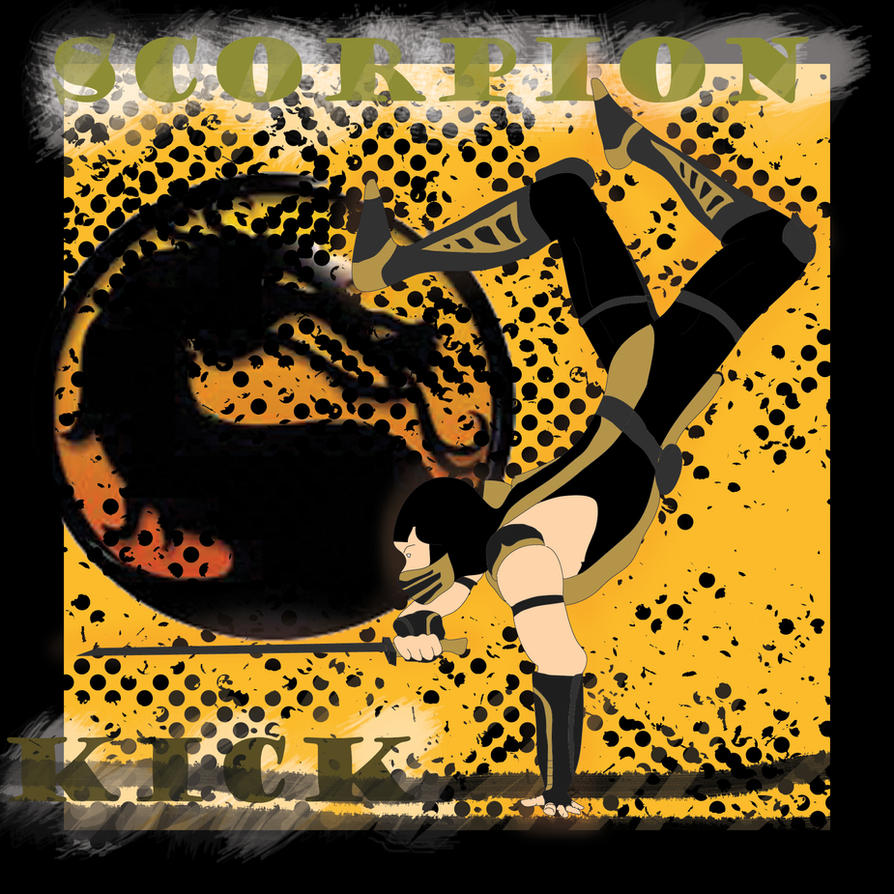 Scorpion Kick by Senshisoldier