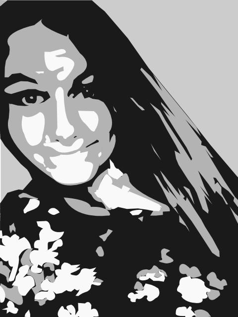 Vector Selfie by Julia1742