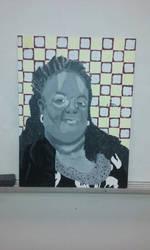 Teacher Portrait  by Julia1742