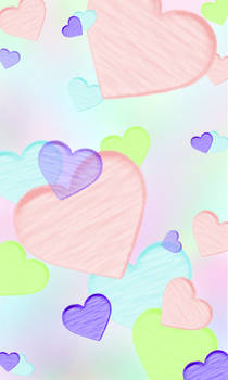 Valentines Phone Background without words