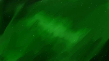 Green Galaxy  by Julia1742