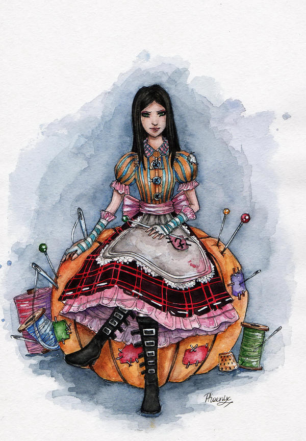 Doll by Phoenix-zhuzh