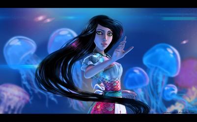 Siren by Phoenix-zhuzh